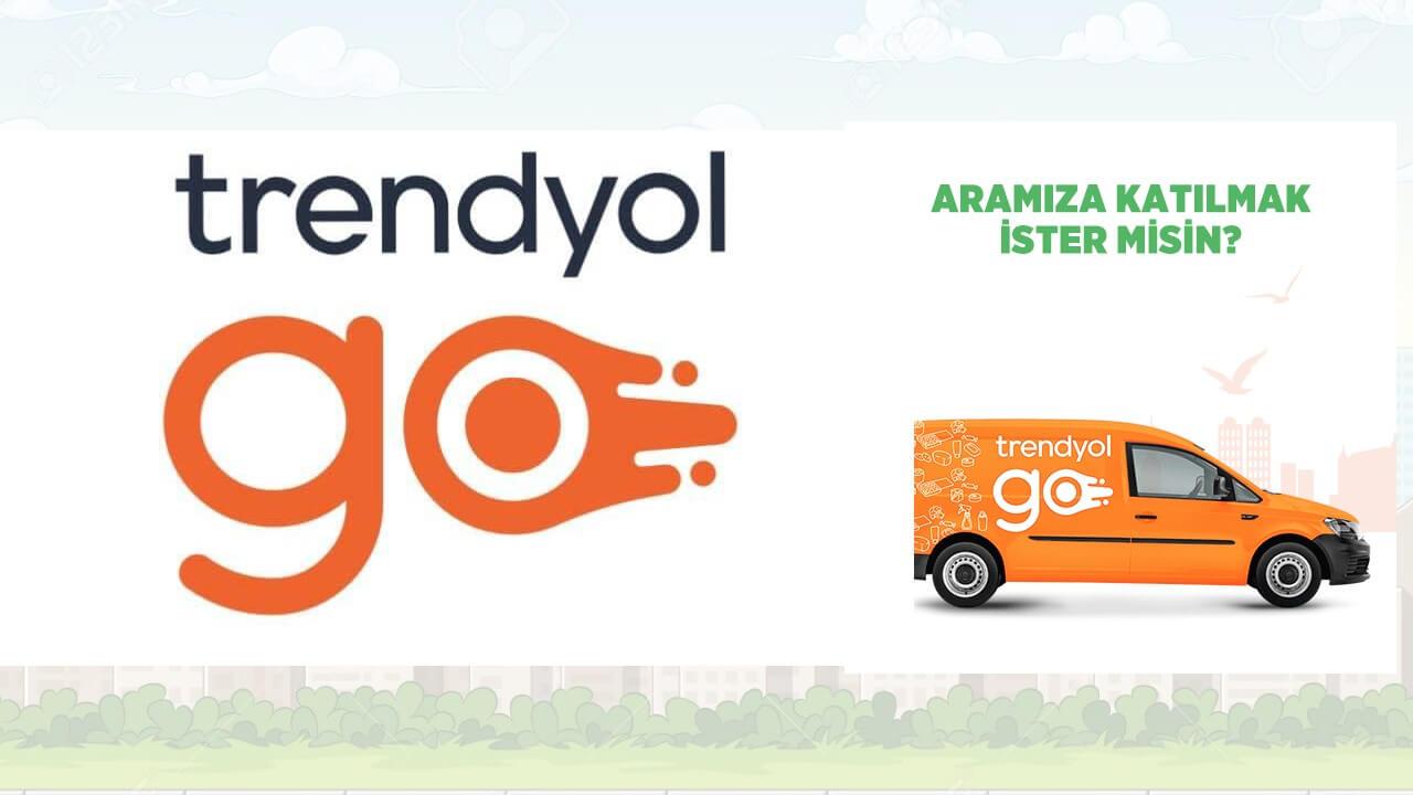 Trendyol Go - Motorlu Kurye